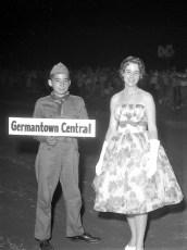 Columbia County School Girl Queen Contestant Chippy Crawford 1961