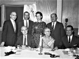 Columbia Cty. Welfare honors Edith Casey 1960