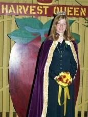 Col. Cty. Harvest Queen Ellen Kennedy 1973  (4)