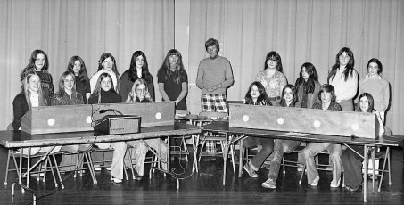 Col. Cty. 4H Horse Bowl Contest 1975
