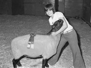 Col. Cty. 4H Sheep Show 1975 (3)