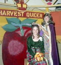 Col. Cty. Harvest Queen Marjorie Hendershot 1971 (4)