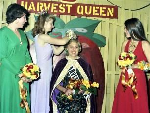 Col. Cty. Harvest Queen  Carolyn Eger 1974 (1)