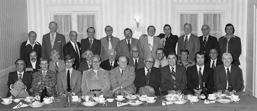 Columbia Country Club Annual Banquet Claverack 1975