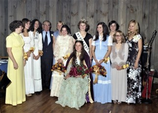 Col. Cty. Harvest Queen Jeanmarie Hryshko 1976 (3)