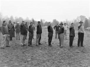 Col Cty Sheriff pistol practice 1950 (2)