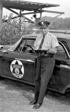 Sheriff Ted Chidester 1964