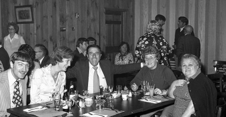 Ted Chidester Retirement Party Col. Cty. Sheriff's 1976 (3)