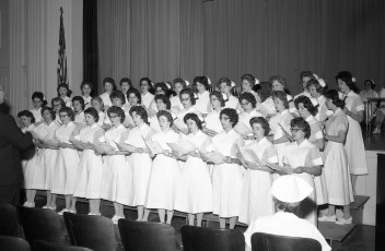 CMH 1963 Nurses Capping Ceremony at HHS (2)