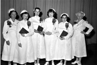 CMH 1955 Graduate Nurses