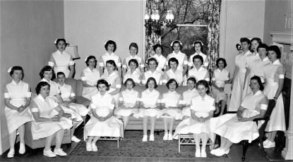 CMH 1957 Nurses