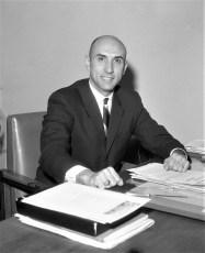 CMH 1966 Peter Donatelli, Administrator