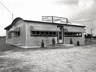 Johnie's Tivoli Diner 1948