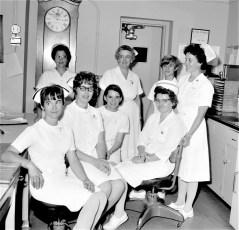 Northern Dutchess Hospital Nursing Staff 1967