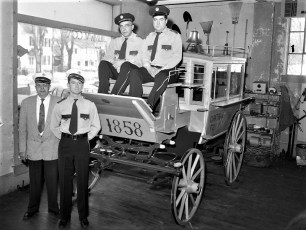 Chatham Fire Dept.'s 100th Anniversary 1958