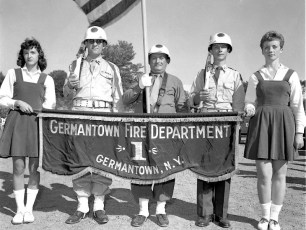 Col. Cty. Firemans Parade in Canaan 1956 (10)