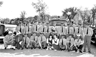 Col. Cty. Firemans Parade in Canaan 1956 (12)