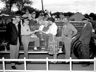 Hillsdale Fire Dept. Fund Drive 1957