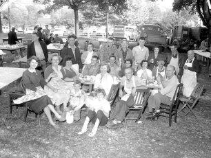 Mellenville Ladies Aux. Bake 1956