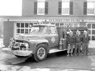 Red Hook Fire Dept. Pumper 1956 (1)