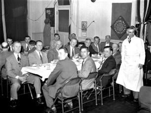 Washington Hose Co. Banquet Hudson 1957 (1)