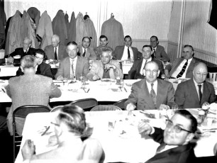 Washington Hose Co. Banquet Hudson 1957 (2)