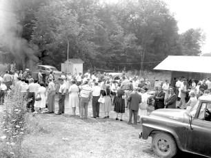 Churchtown Fire Co. Annual Bake 1960 (1)