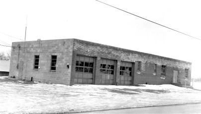 Churchtown Fire Co. Fire House 1960