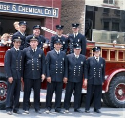 Col. County Firemen's Parade Hudson 1965 (12)