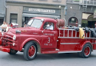 Col. County Firemen's Parade Hudson 1965 (5)