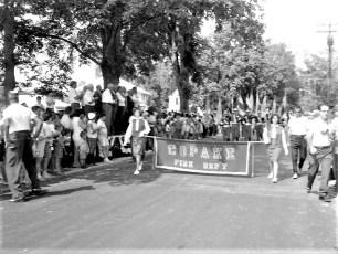 Col. Cty. Firemens Conv. Parade Copake 1965 (1)