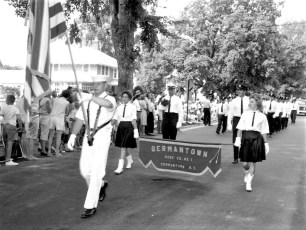 Col. Cty. Firemens Conv. Parade Copake 1965 (3)