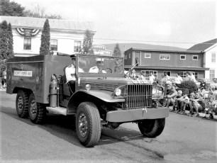 Col. Cty. Firemens Conv. Parade Copake 1965 (5)