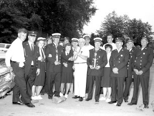 Col. Cty. Firemens Conv. Parade Germantown 1967 (11)