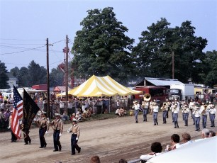 Col. Cty. Fire Parade Chatham 1973 (4)