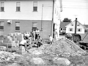 Livingston Fire Dept. Building Addition 1970 (4)