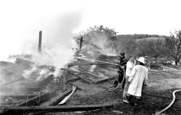 Greenport Fire Lee Brown Farm May 1954 (1)