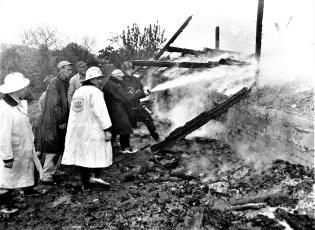 Greenport Fire Lee Brown Farm May 1954 (2)