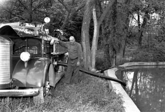 Greenport Fire Lee Brown Farm May 1954 (4)