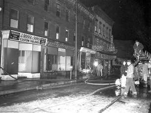 Hudson Fire Blue Paint Store May 1955 (1)