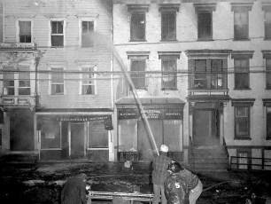 Hudson Fire General Alarm Warren Street Feb. 1951 (2)