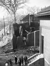 Hudson Fire St. Mary's Academy Hall Mar. 1950 (3)