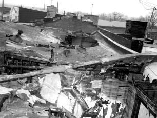 Hudson Fire Sunkist Super Market Dec. 1954 (3)
