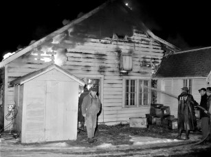 Stockport Fire Pink Pig Rt. 9 Feb. 1956 (3)