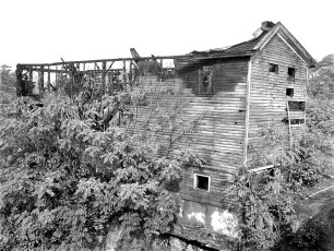 Valatie Fire Mill on Route 203 Sept. 1956 (2)