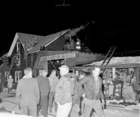 Clermont Fire Auction Market Rt. 9 Jan. 1965 (1)