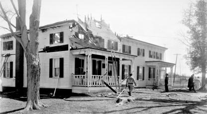 Clermont Fire Bingham Mills Rd. Apr. 1961 (2)
