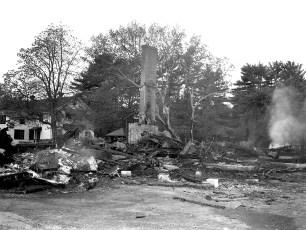 Copake Fire Pine Camp May 1964 (1)