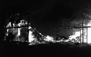 G'town Fire Milton Brush barn fire May 1961 (2)