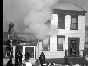 Hudson Fire 240 Columbia St. Jan. 1970 (2)